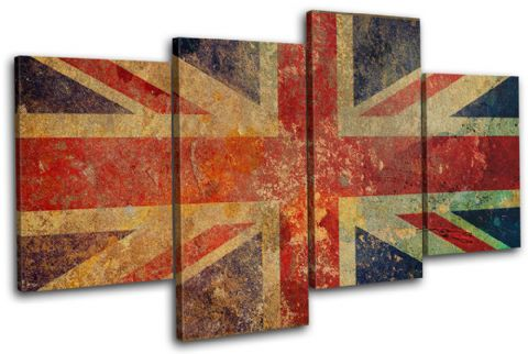 Union Jack Maps Flags - 13-1063(00B)-MP04-LO